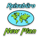 Newplan Travel Logo